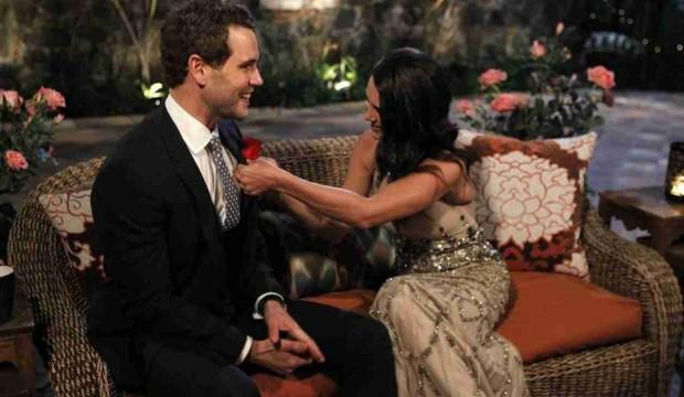 Andi Dorfman and Nick Viall