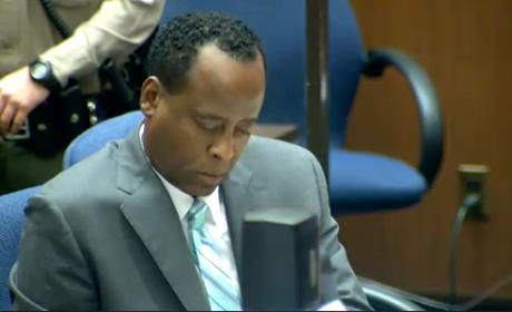 Dr. Conrad Murray Trial Live