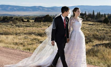 Allison Williams Marries Ricky Van Veen!