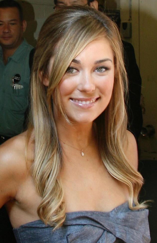 Lauren Conrad Bangs