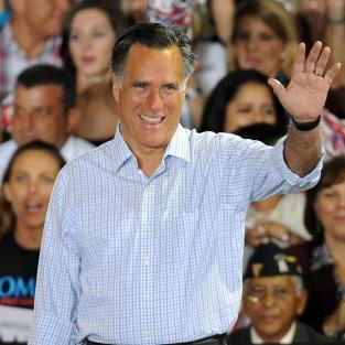Willard Mitt Romney Photo