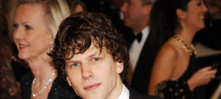 Jesse Eisenberg: Cast as Lex Luthor in Batman vs. Superman!