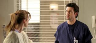 Patrick Dempsey on Grey's Anatomy Photo