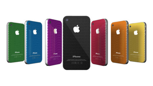 iPhones in color!