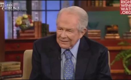 Awful-Looking Women to Blame For Marital Problems, Pat Robertson Feels