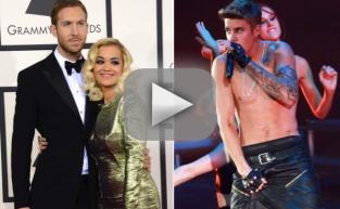 Rita Ora, Calvin Harris Split; Bieber to Blame?!