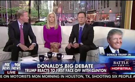 Donald Trump on Alicia Machado: A HUGE Problem!