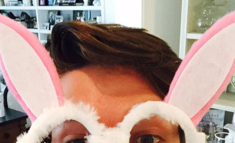 Patrick Schwarzenegger on Easter