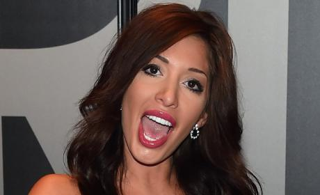 Farrah Abraham Launches New Sex Toys, Continues to Be Shameless