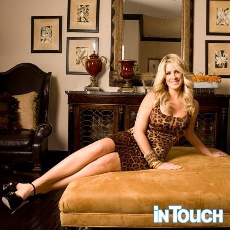 Kim Zolciak for In Touch