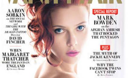 Scarlett Johansson on Nude Pic Leak: Hey, It's Not Porn!