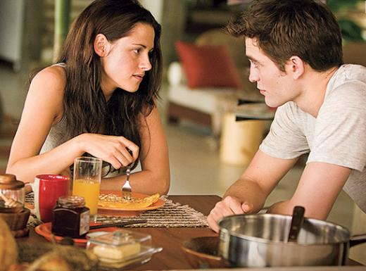 Breaking Dawn Honeymoon Pic