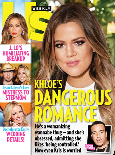 Danger for Khloe Kardashian