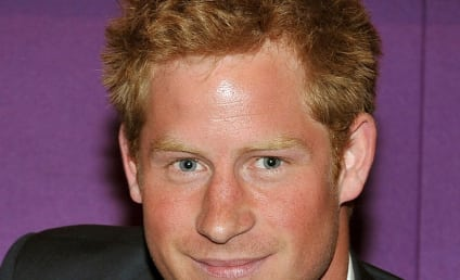 Prince Harry to the Pool Party Rescue!