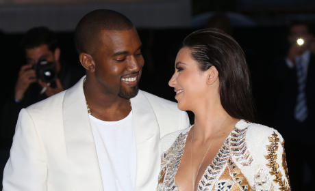 Kim Kardashian and Kanye West to Kohabitate?!?