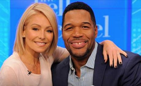 Michael Strahan is the One Who Sucks, New Report Alleges