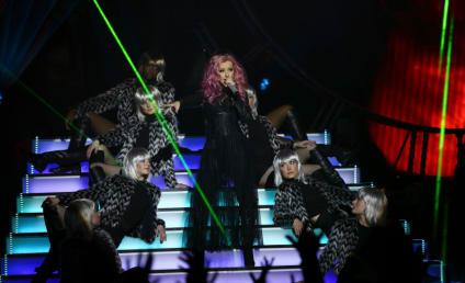 Christina Aguilera on Nashville: First Look!