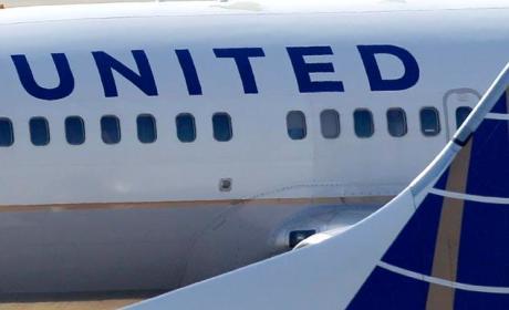 Man Dies on Flight; Cause Unknown