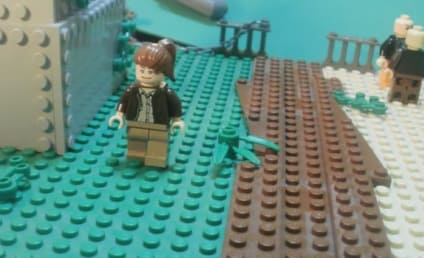 The Hunger Games Trailer: Lego Style!