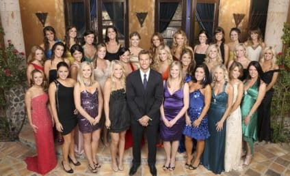 The Bachelor Season Premiere Recap: Brad Womack Attacked, Swooned Over, Seeking Redemption