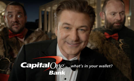 Should Alec Baldwin be fired as Capital One spokesman?