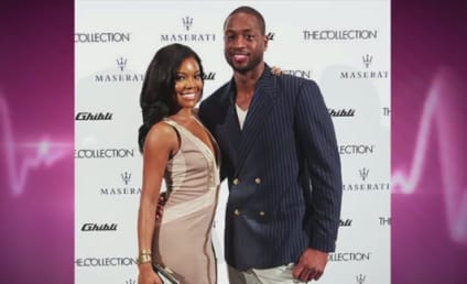 Dwyane Wade and Gabrielle Union: Engaged!