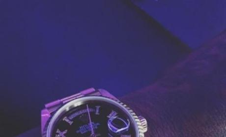 Wiz Khalifa Watch Photo