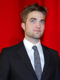 Robert Pattinson in Germany
