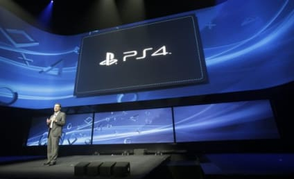 PlayStation 4: Unveiled! Sort Of!
