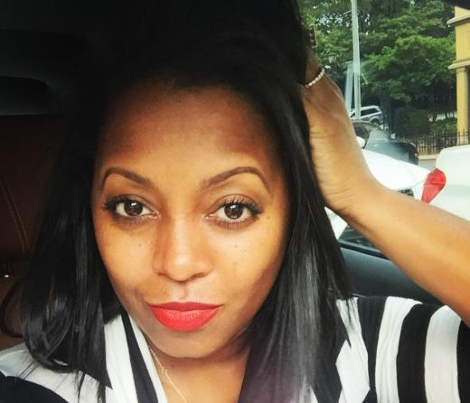 Keshia Knight Pulliam Selfie