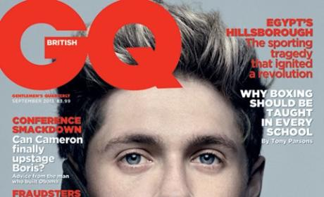 Niall Horan GQ Cover