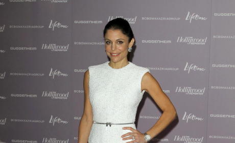 Bethenny Frankel on the Red Carpet