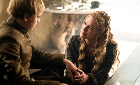 Cersei Lannister: Mother of the Year