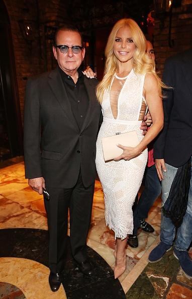 Alexia & Herman Echevarria Attend The New Gold Standard Of Celebration