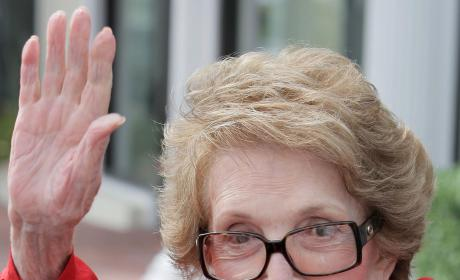 Nancy Reagan Dies; Former First Lady Was 94