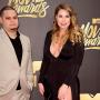 Kailyn Lowry and Jo Rivera at MTV Movie Awards