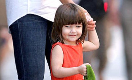 Suri Cruise: The Cutest