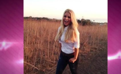Jessica Simpson Post-Baby Body Photo: Revealed in Weight Watchers Shoot!