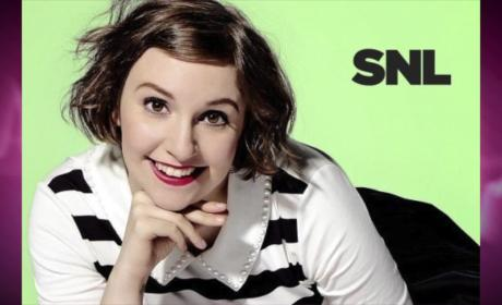 Lena Dunham: Sorry For Molestation Joke!