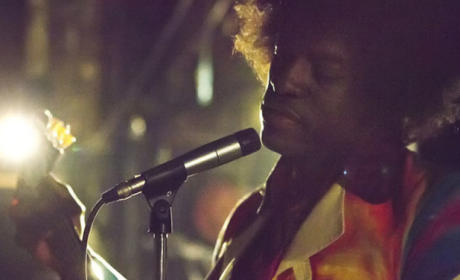 Andre 3000 in Jimi Hendrix Biopic: First Look!