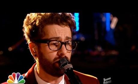 "Will Champlin: ""Love Me Again"" - The Voice"