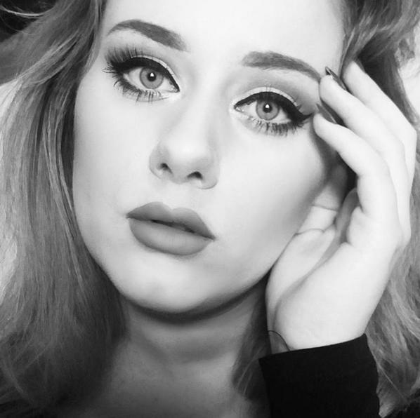 How is this not Adele?!?