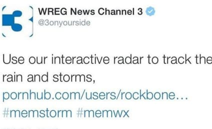 CBS Station Accidentally Links to Porn Site in Local Weather Forecast Tweet, Sparks #Rockbone Trend
