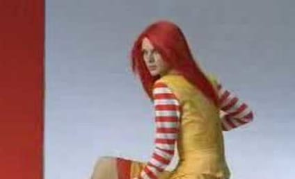 Taylor Swift Look-Alike Stars in Creepy Japanese McDonald's Commercial