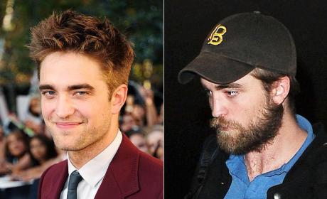 How do you like Robert Pattinson?