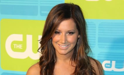 Ashley Tisdale: In Shape!