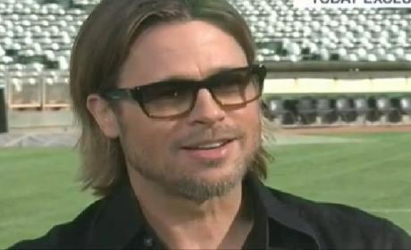 Brad Pitt Speaks on Jennifer Aniston Controversy