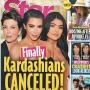 Keeping Up with the Kardashians Canceled Cover!