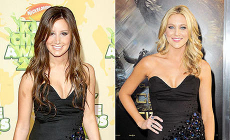 Fashion Face-Off: Ashley Tisdale vs. Stephanie Pratt