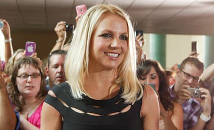 "Britney Spears Walks Off X Factor Set Again as Drag Queen Covers ""(You Drive Me) Crazy"""